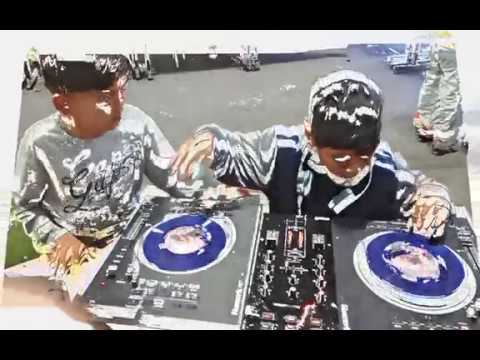 DJ Skratch Lab Class @ Searles Elementary School, Union City CA