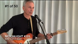 Moonlight Kiss - Bap Kennedy [Mark Russell 2021 cover #1 of 50]