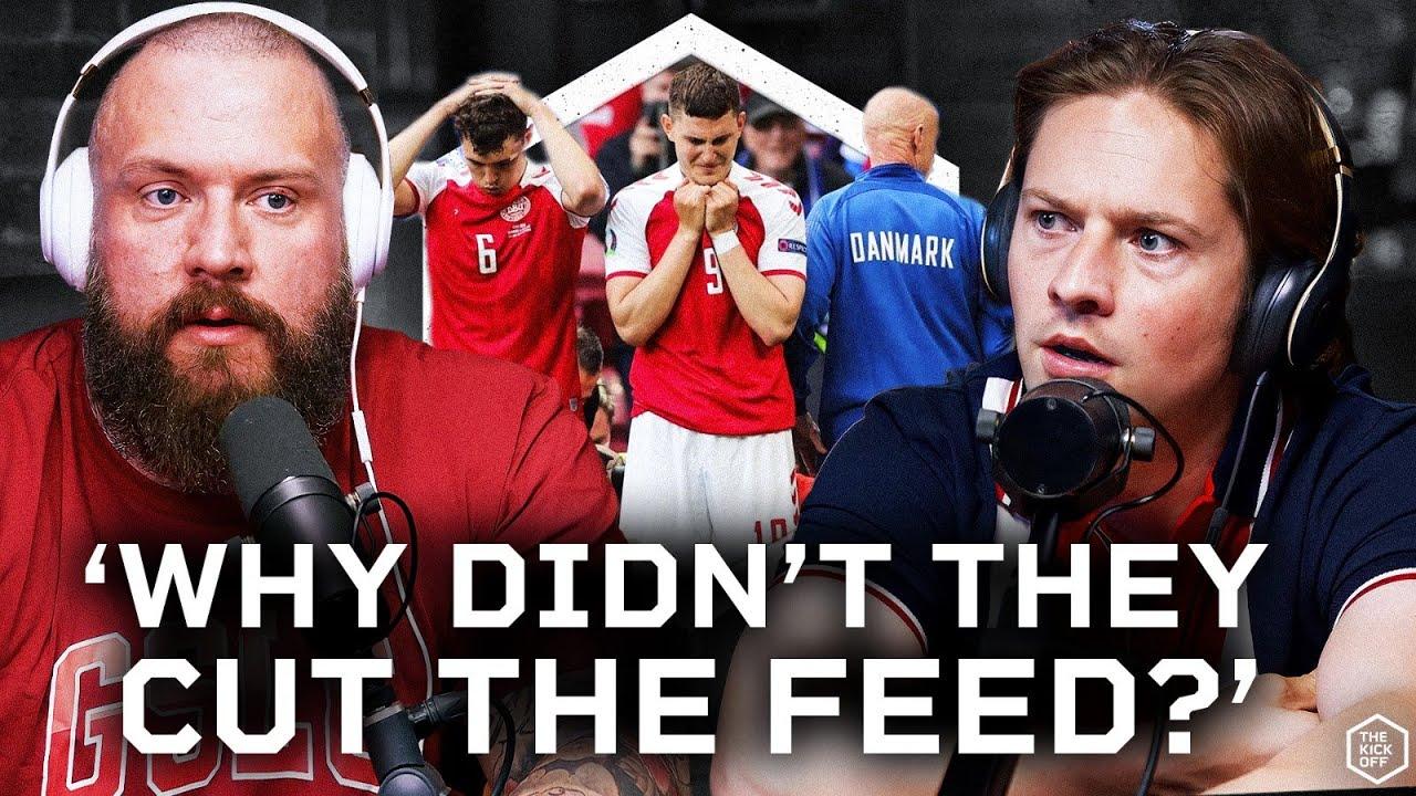 Eriksen Incident Should NOT Have Been Televised