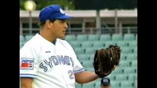Brisbane Bandits vs Sydney Blues - 94/95 ABL Australian Baseball League -