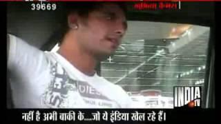 India TV sting reveals IPL spot fixing !