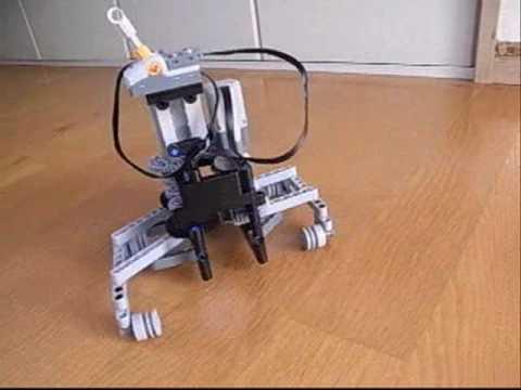 how to make a robot bug