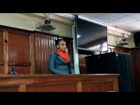 Kenya prison beauty queen Ruth Kamande's self defence