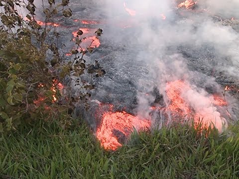 Raw: Hawaii Lava May Force Evacuation