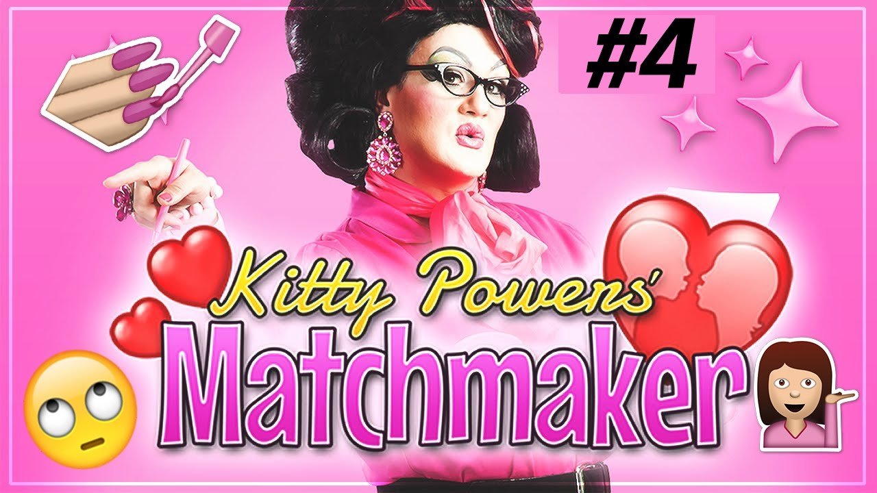 Solve the mystery of love with Kitty Power s Matchmaker