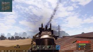 MY FIRST SOLO HELICOPTER FIGHT (RUST)