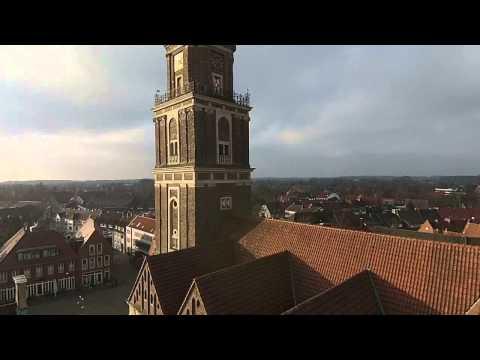 Blickwinkel - Coesfeld aus der Luft