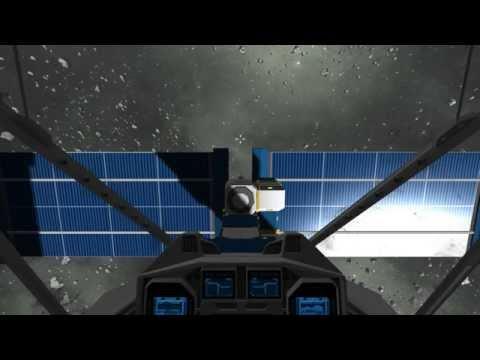 Space Engineers: Solar Sail Ship