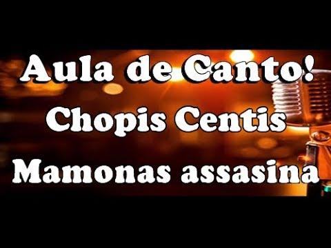 karaokê Chopis Centis - Mamonas Assassinas
