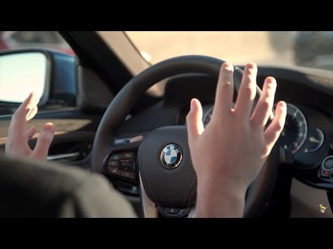 My First Autonomous Driving Experience! – BMW @ CES 2017