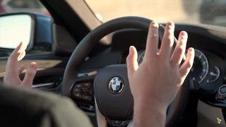 My First Autonomous Driving Experience! - BMW...