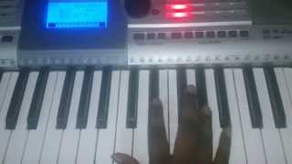 Download Hindi Video Songs - Nanum Rowdy Dhaan Title Track Keyboard Notes