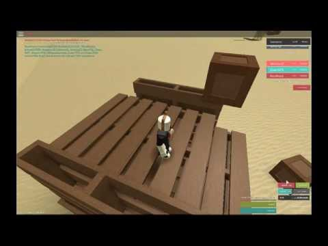 Btools Build To Survive Roblox Roblox Build A Boat And Survive The Flood 3 Youtube