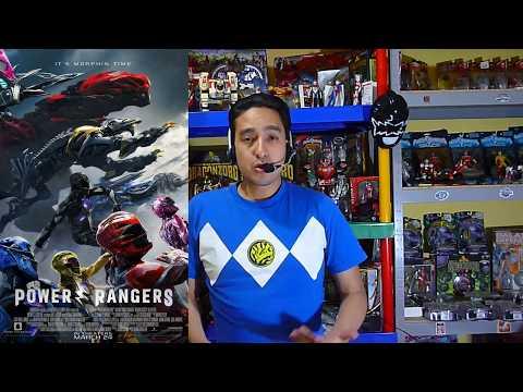 Power Rangers: Secuela en Peligro