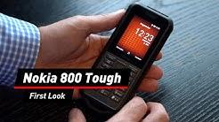 Nokia 800 Tough: Robust und langlebig? | deutsch | Praxis-Test