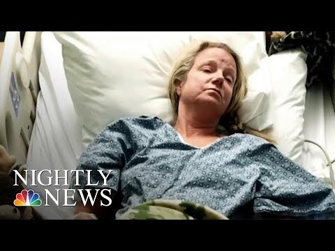 Las Vegas Shooting: Survivors Struggle To Finance Recovery Costs | NBC Nightly News