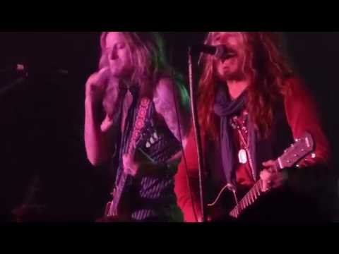DEAD DAISIES Fortunate son LIVE New York Sept 8, 2016