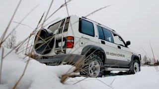 Самый многоликий внедорожник - Isuzu Bighorn, Trooper, Opel Monterey, Acura SLX, SsangYong Korando..