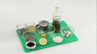 Соус для салата «Цезарь» — пошаговая инструкция