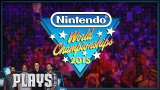 Colin And Tim Play The Nintendo World Championship - Kinda Funny Plays