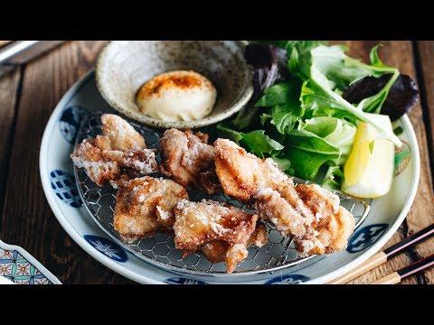 How to Make Karaage (Japanese Fried Chicken) (Recipe) 唐揚げの作り方 (レシピ)