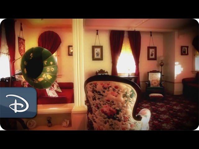 Diane Disney Miller Remembers Dad Walt S Secret Disneyland Apartment His Passions More Photos Huffpost Life