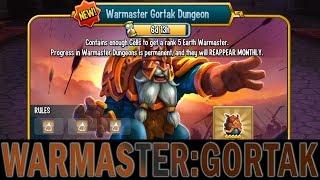 Monster Legends | Warmaster: Goŗtak | Dungeons | Floors | Heroic Orbs