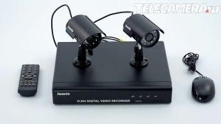 Обзор комплекта видеонаблюдения FALCON EYE BASE(Комплект видеонаблюдения начального уровня FE-004H-KIT BASE: обзор отдельных устройств, краткая инструкция по..., 2013-05-16T16:08:30.000Z)