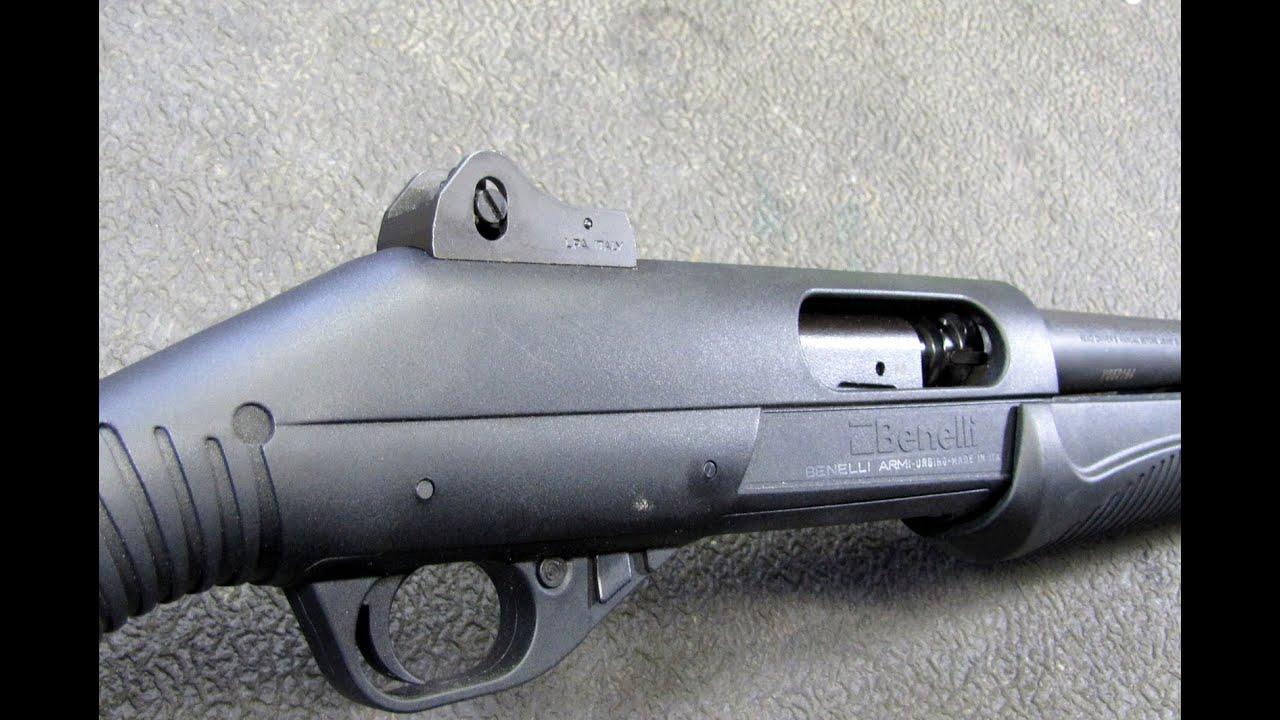benelli nova tactical shotgun ass kicking 12 gauge