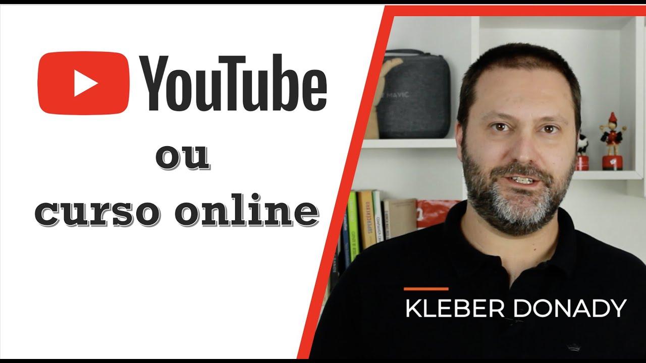Lancar Um Curso Online Mesmo Que Ja Tenha Videos No Youtube Youtube