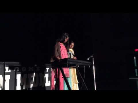 Culture/Fashion Show Tamil Song and Keyboard 2017