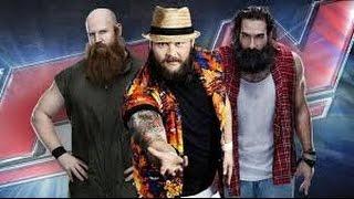 WWE 2K15 My career I join the wyatt Family