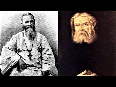 The revelations of St. Seraphim of Sarov