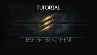 Einfaches Intro erstellen - After effects cs6 (sehr einfach)