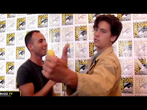 Cole Sprouse on Jughead & Why Riverdale Made Him Want to Start Acting Again at Comic-Con 2016