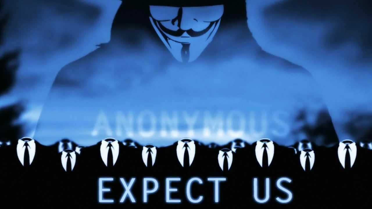 ♫ Anonymous - Illuminati ♫ (We all shall be free)