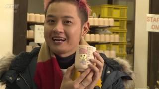 Nhật bản độc đáo - Khám phá Nhật Bản cùng Thanh Duy idol | HTV | Tập 1: Làng gốm Arita Saga