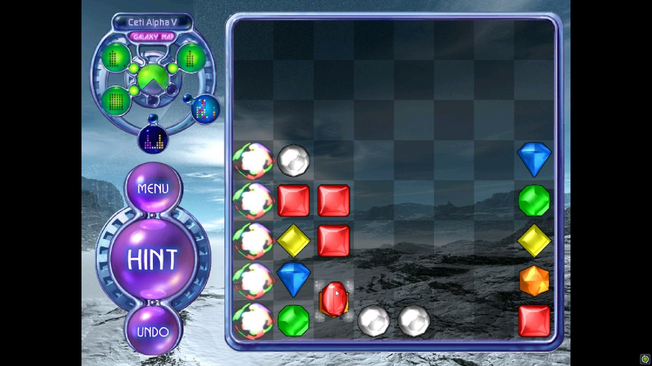 Bejeweled 2 Deluxe Puzzle 14 Youtube