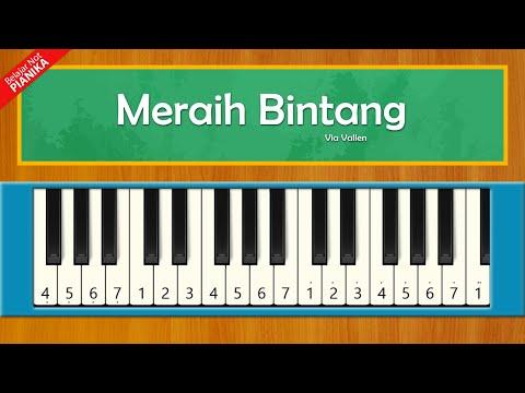 Not Pianika Meraih Bintang Via Vallen Theme Song Asian Games 2018 Youtube
