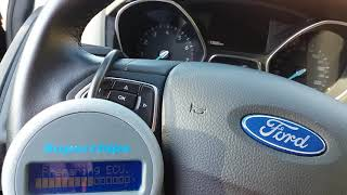 Superchips Bluefin Ford Focus 1.0 EcoBoost 160bhp remap (reading ECU)