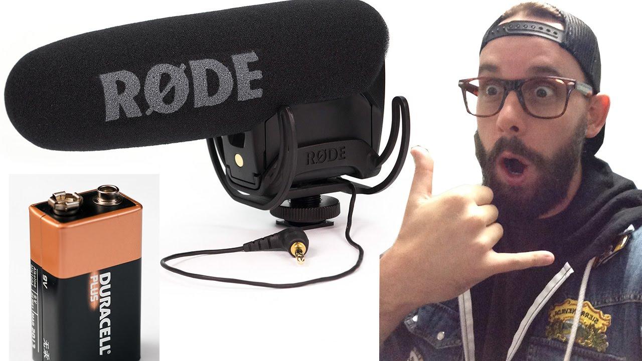 Rode VideoMic Rycote Kameramikrofon Richtmikrofon