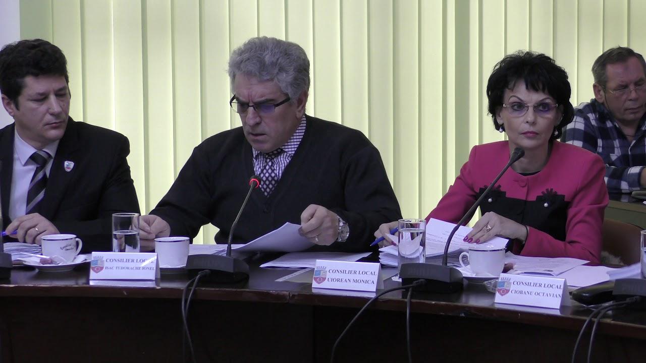 Ședință Consiliul Local Câmpia Turzii (31.01.2019)