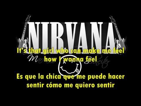 Nirvana - Cocaine Girl (lyrics y letra en subtítulos)