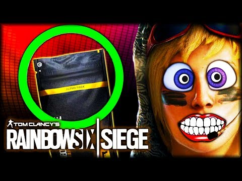 LET'S GRIND SOME ALPHA PACKS | PC RANKED GAMEPLAY (Rainbow Six Siege)