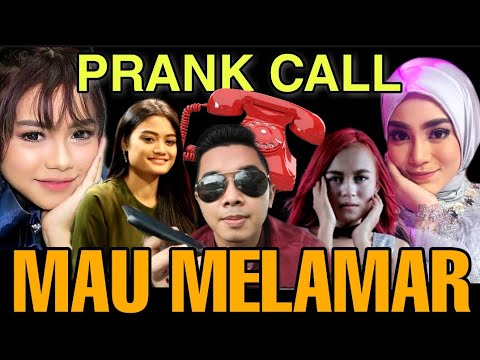 ZAM RYZAM MAHU MELAMAR?? | PRANK CALL (UYAINA ARSHAD/RARA/SARAH FAZNY/JAMILA BP)