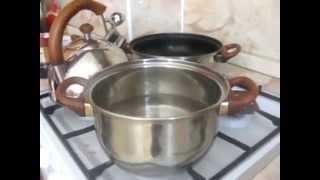 Как варить капу(Небольшая инструкция по подготовке капы к эксплуатации., 2009-10-01T15:36:11.000Z)