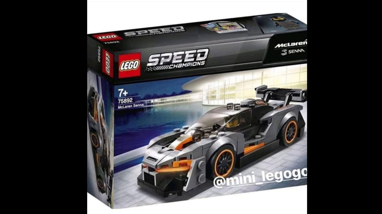 lego speed champions 2019 sets leaked youtube. Black Bedroom Furniture Sets. Home Design Ideas