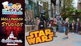 Jedi Training Academy - Star Wars - Hollywood Studios - Walt Disney World