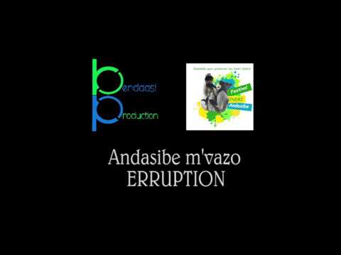 ANDASIBE M'VAZO ERRUPTION mp3