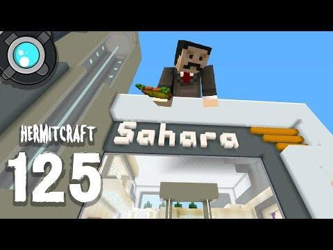 HermitCraft 6: 125 | SAHARA 2.0!